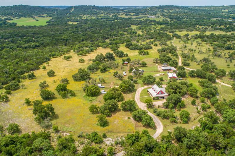 For Sale in Kerr County, Center Point, Texas