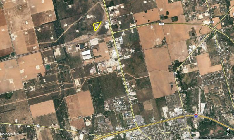 9.2 Acres in Howard County, Texas in Big Spring, Howard County, Texas