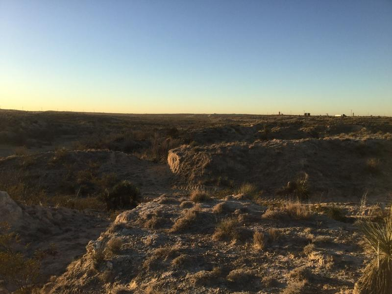40 acres in Orla, Reeves County, Texas