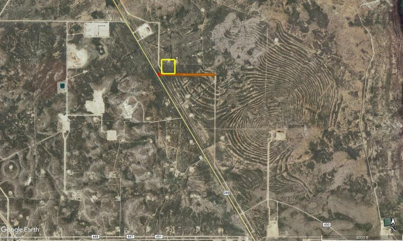 10 acres in Orla, Reeves County, Texas
