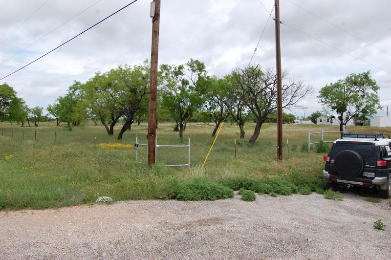 11.6 acres in Tye, Taylor County, Texas