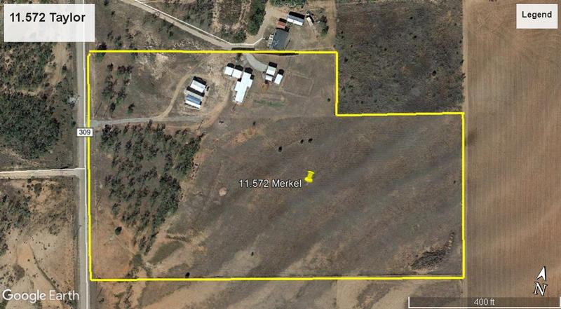 11 6 Acres Taylor County