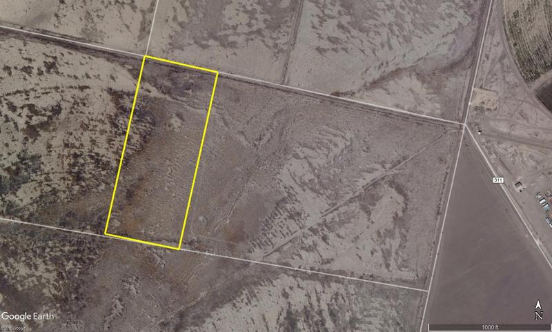 20 acres in Saragosa, Reeves County, Texas