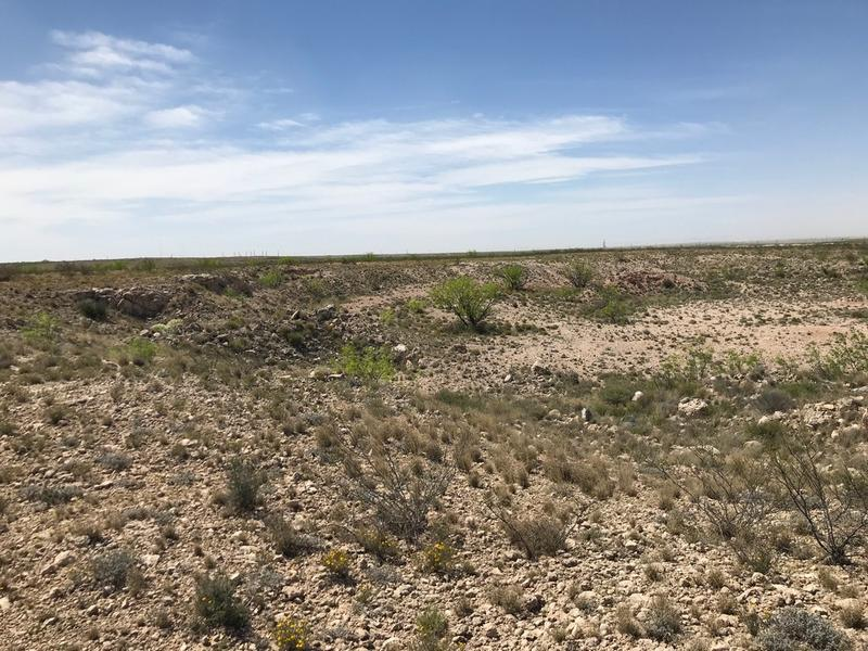20 acres in Barstow, Ward County, Texas