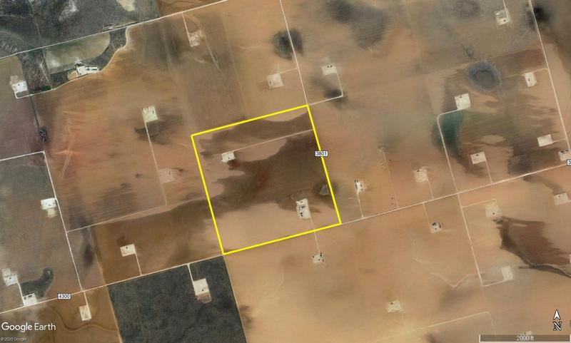 160 acres in Lenorah, Martin County, Texas